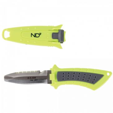 ND KNIFE TWIN EDGED CHISEL
